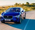 La Jaguar I-Pace s'offre une meilleure autonomie via une mise à jour logicielle