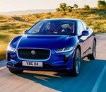 Le modèle électrique Jaguar I-Pace représente 11% des ventes de la marque en février