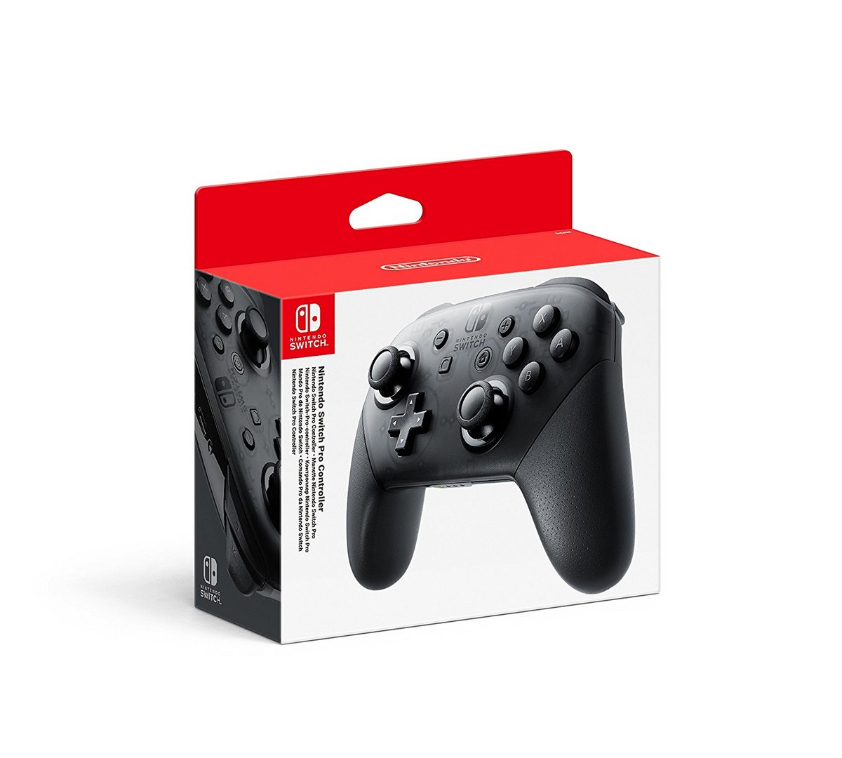 Manette Pro Switch