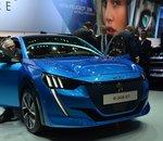 Salon Auto de Genève : la Peugeot e-208 électrique en images