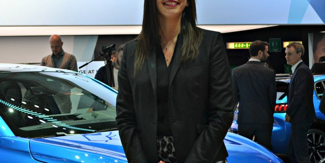 Anne-Lise Richard (Peugeot) :
