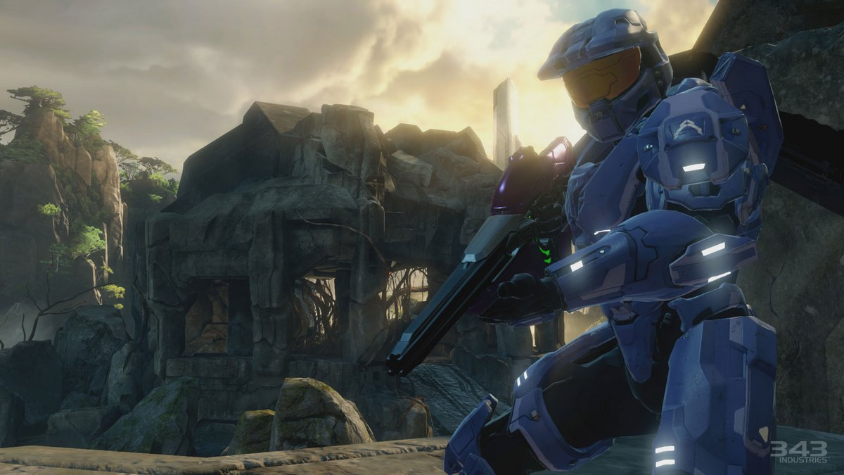 Halo The Master Chief Collection gameplay