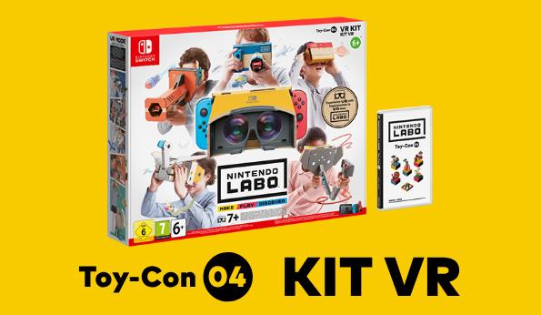 Nintendo Kit VR
