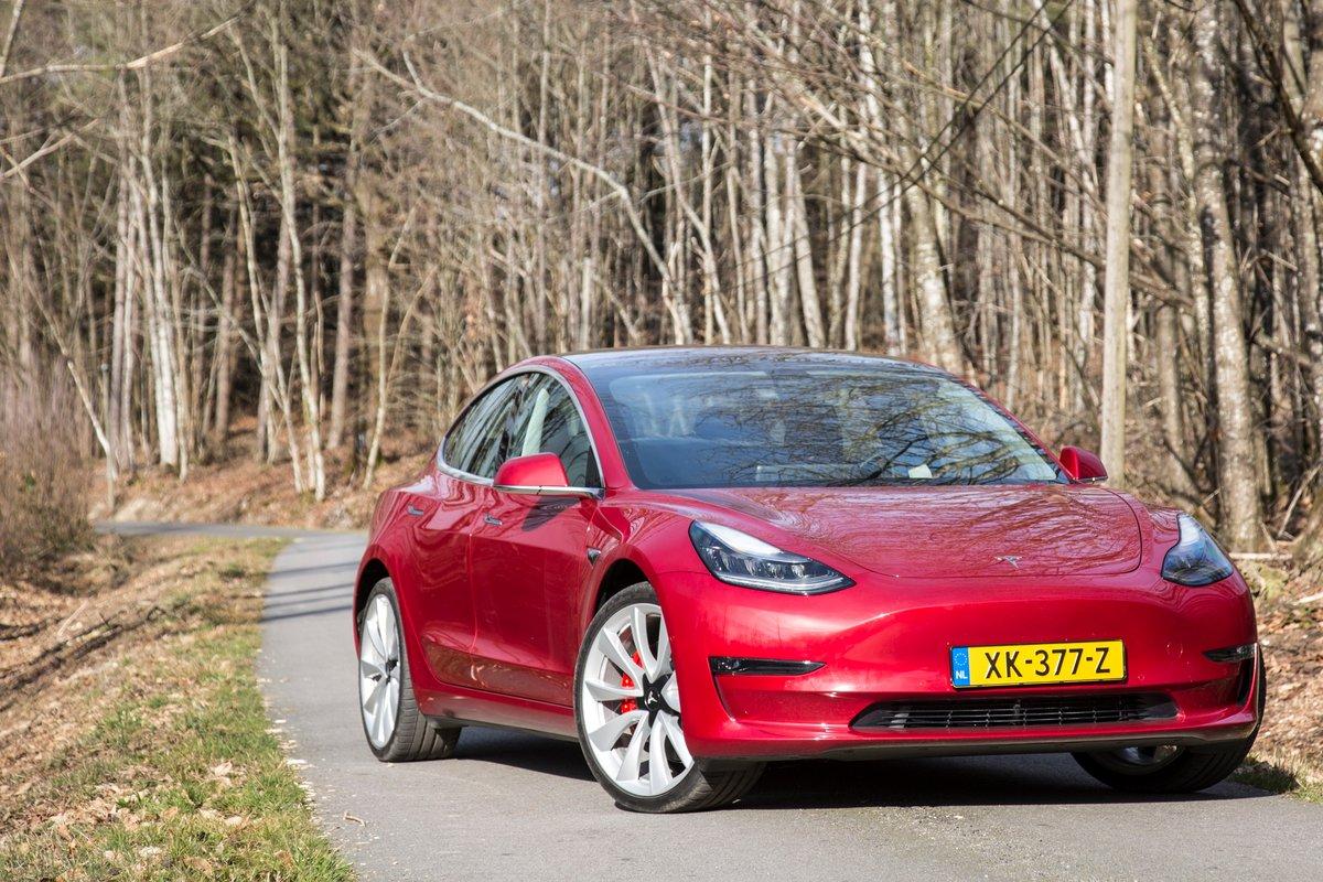 Tesla Model 3 © Camille Pinet pour Clubic
