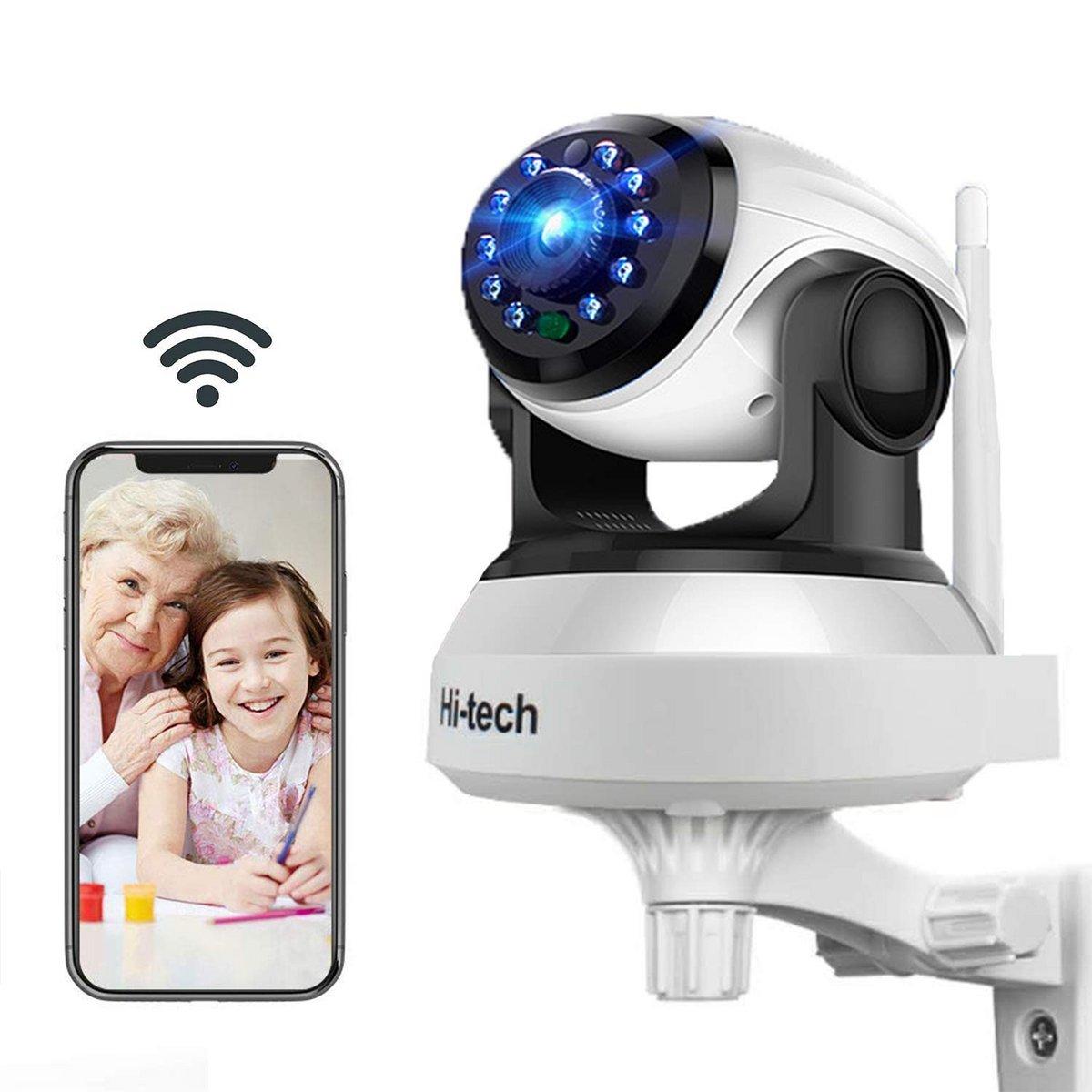 Caméra Wi-Fi Hi-tech