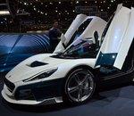 Salon Auto de Genève : les supercars et sportives électriques incontournables en images