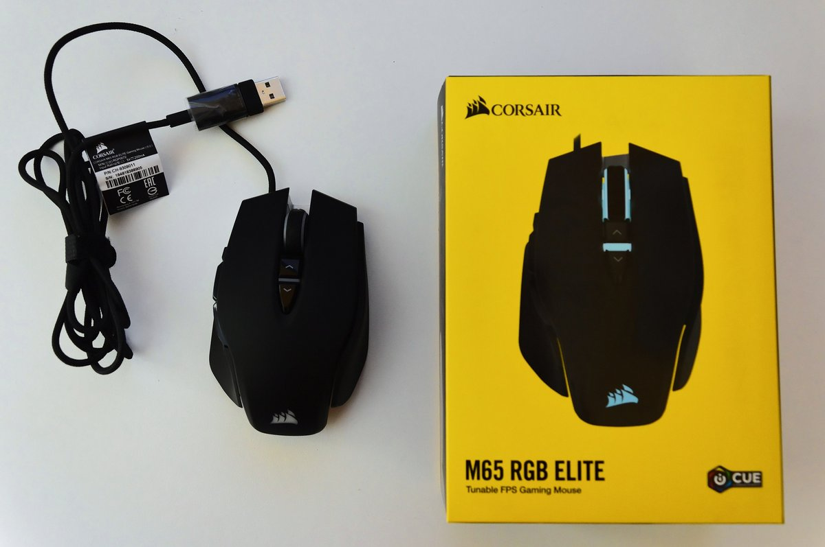 Test Corsair M65 RGB Elite_10