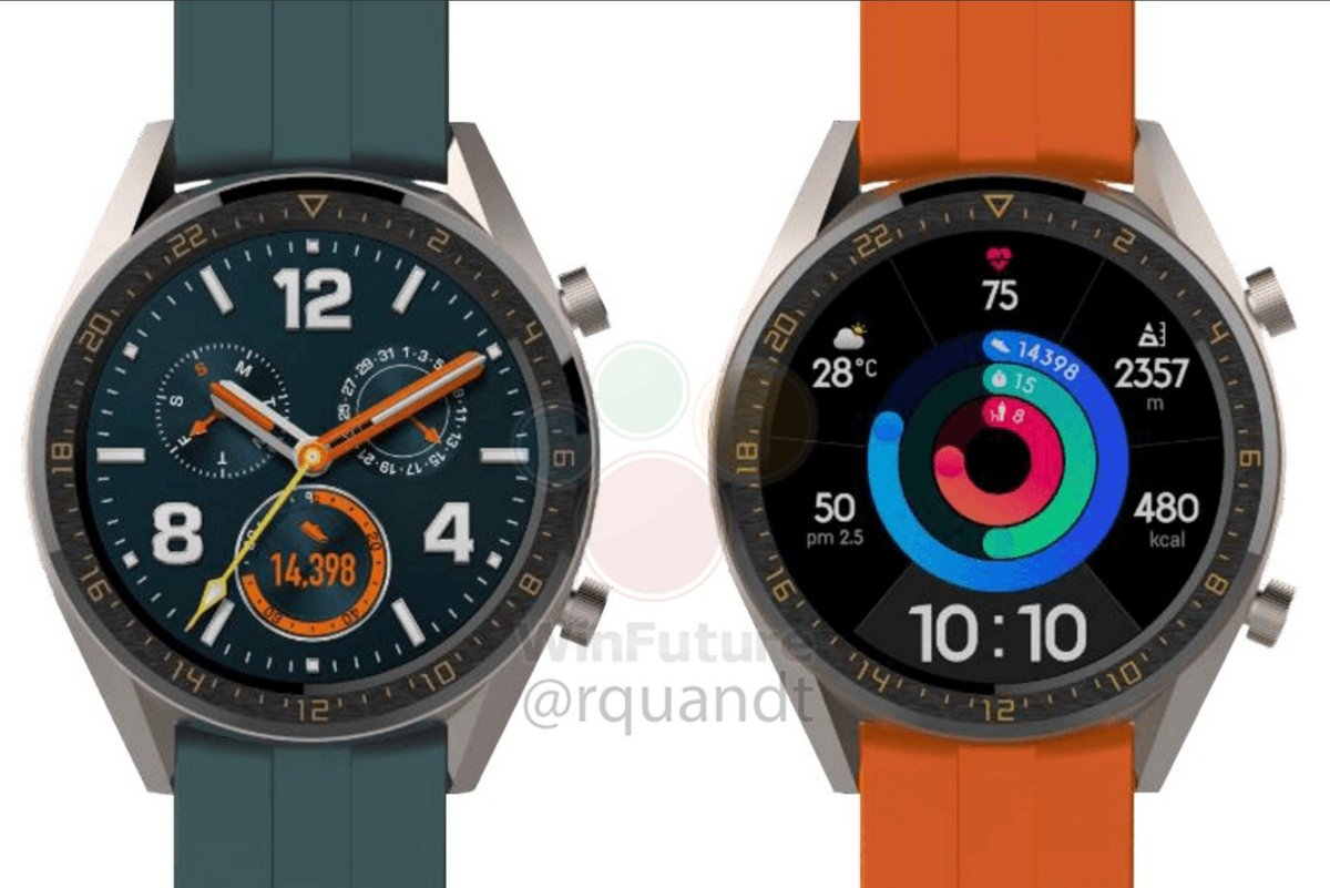 Huawei GT Watch Active Elegant