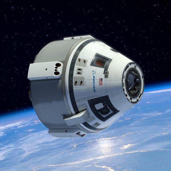 Le prochain test de vol orbital de la capsule Starliner est repoussé à une date inconnue - Clubic