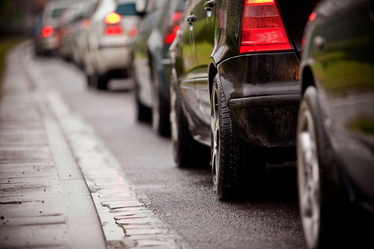 trafic et pollution