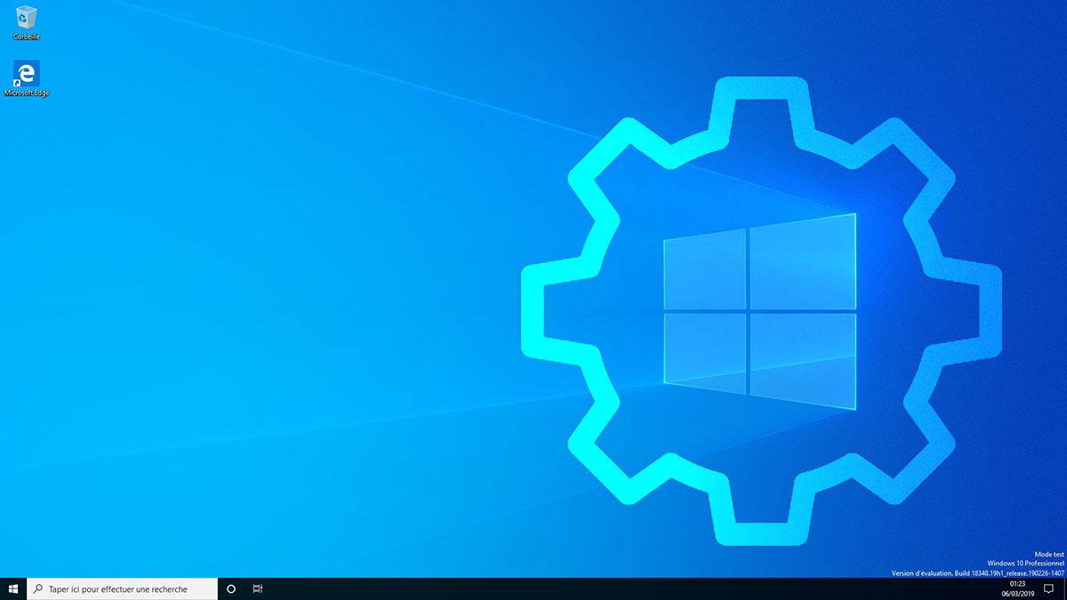 Windows 10 mise à jour
