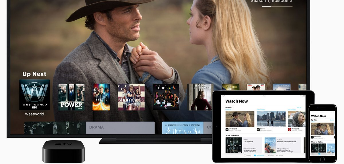 Apple TV HBO