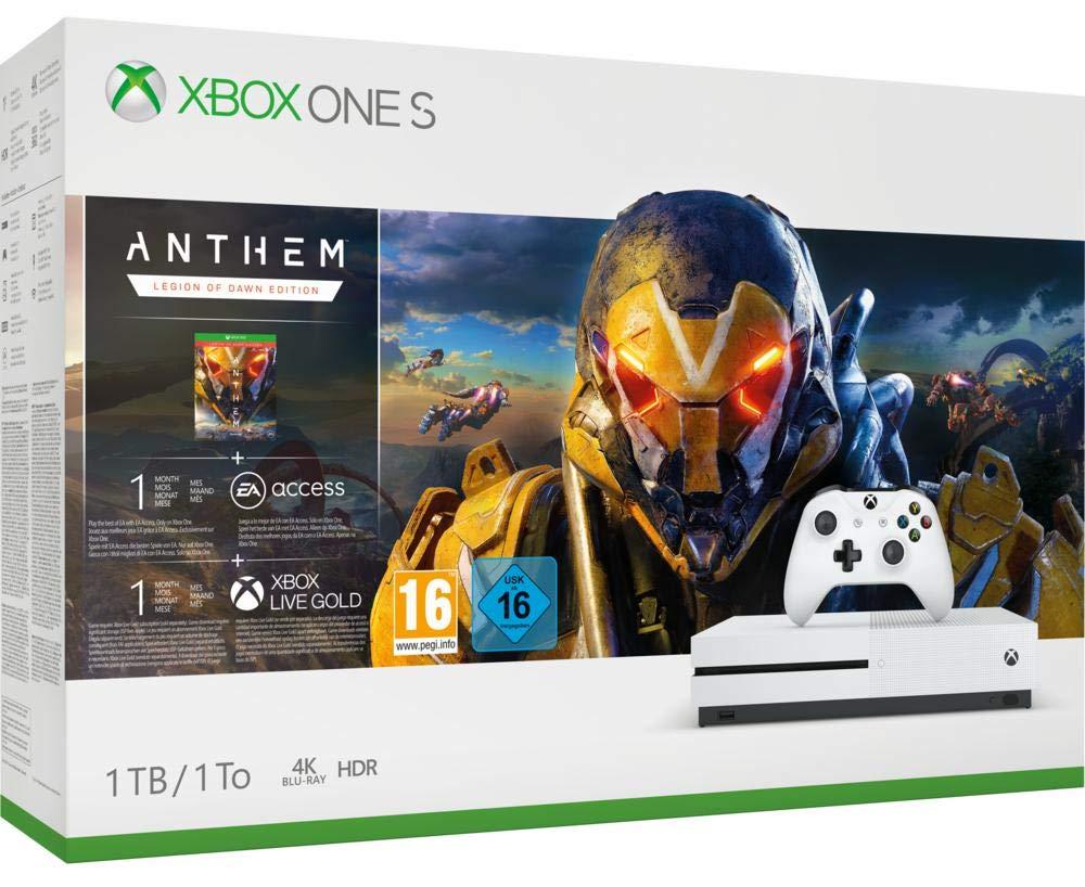Xbox One S Anthem