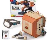 ⚡️ Bon plan : Kit Robot Nintendo Labo pour Nintendo Switch à 35,99€ au lieu de 62,99€