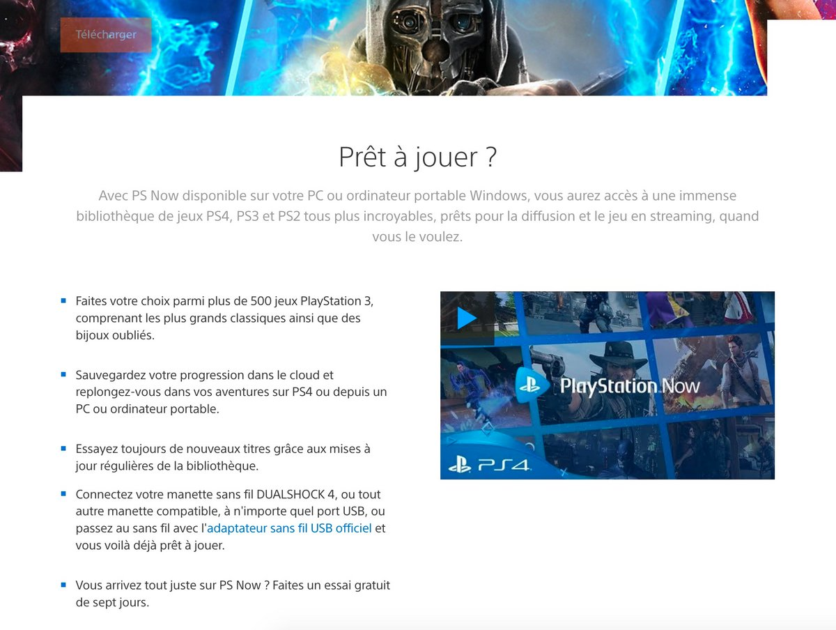 cloud gaming dossier playstation now