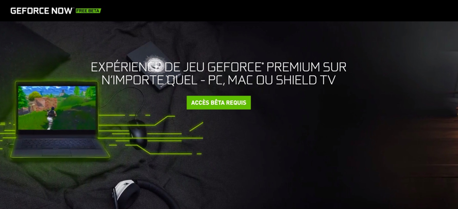cloud gaming dossier geforce now