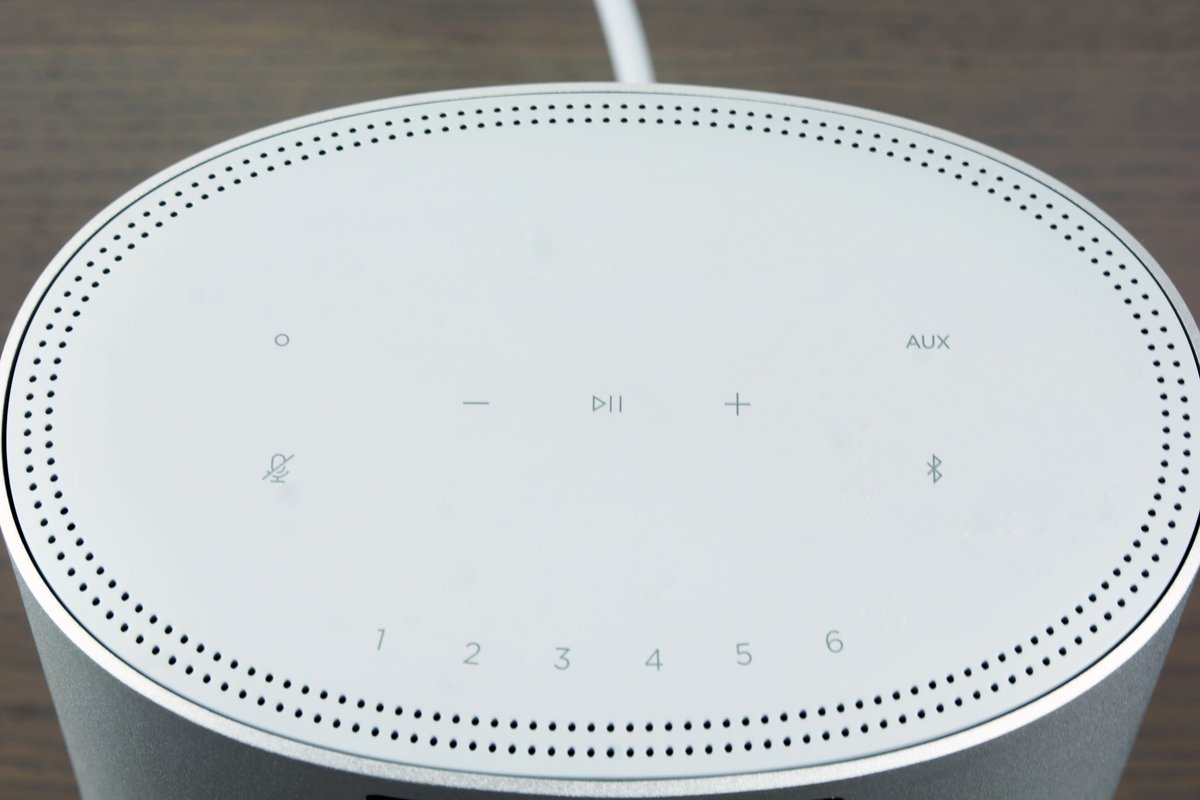 Bose Home Speaker 500 Top