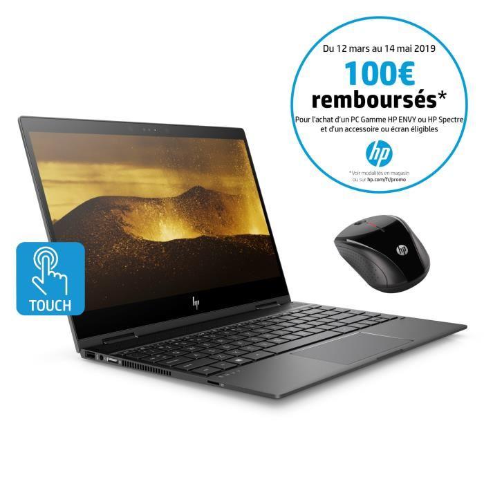 HP PC portable Envy x360