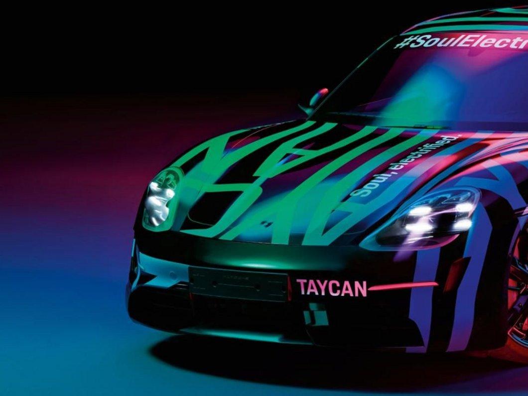 La Taycan de Porsche officiellement (et mondialement) lancée le 4 septembre