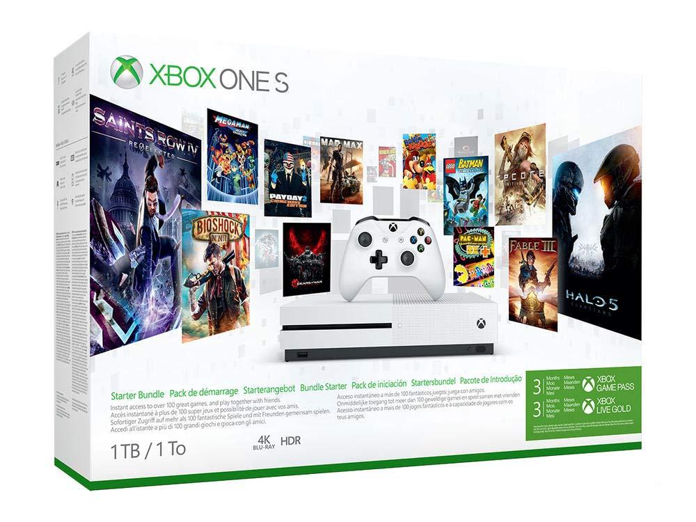 Bundle Xbox One S Amazon