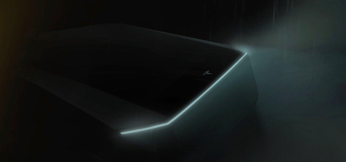 Tesla pick-up