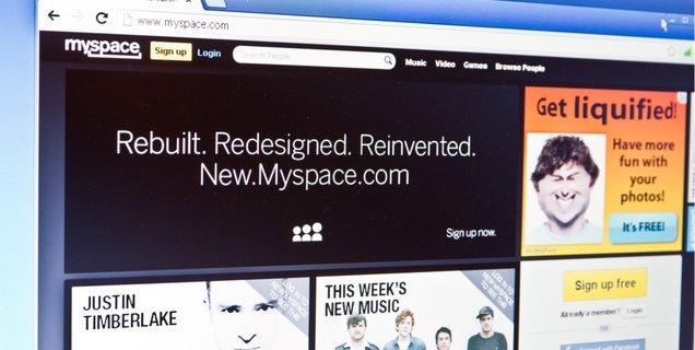Internet Archive sauve 490 000 chansons perdues par MySpace