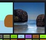 NVIDIA dévoile un logiciel qui génère des images réalistes à partir de dessins grossiers
