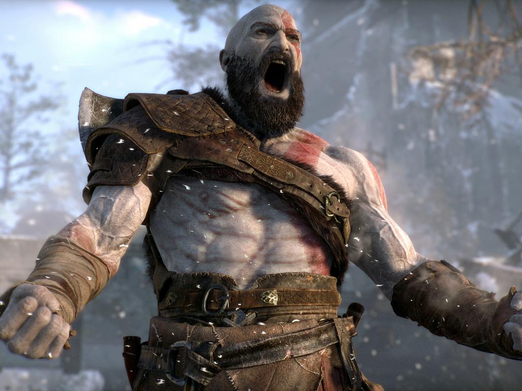 Sony met en ligne un documentaire de 2 heures sur la création de God of War