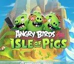 Une version en réalité augmentée d'Angry Birds en préparation sur iOS