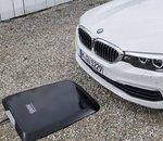 La première station de recharge sans fil de voitures électriques bientôt en Norvège