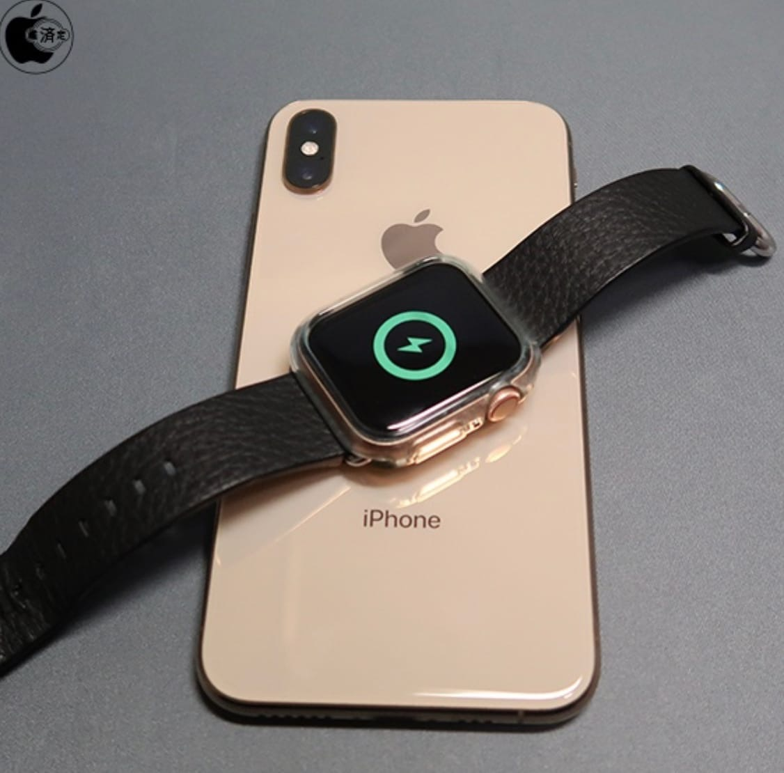 iPhone charge Apple Watch