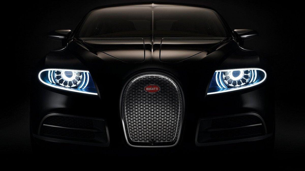 Bugatti Royale electrique