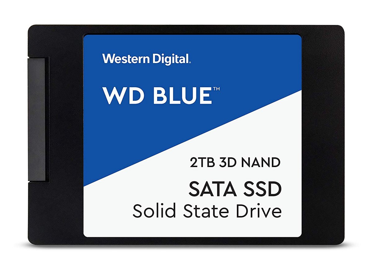 SSD Western Digital Blue