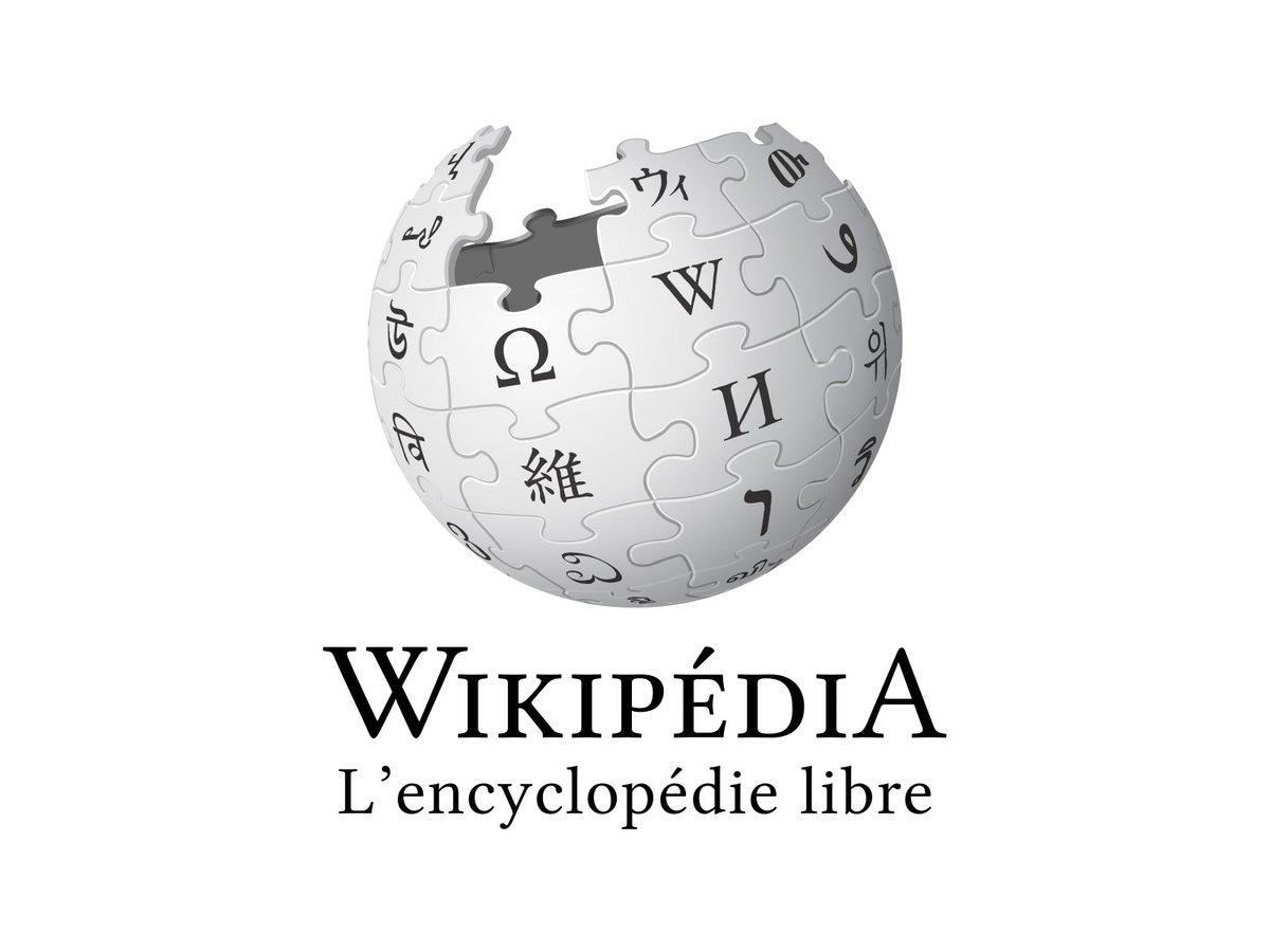 wikipedia logo large