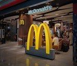 McDonald's investit dans l'IA pour animer ses vitrines et menus en temps réel