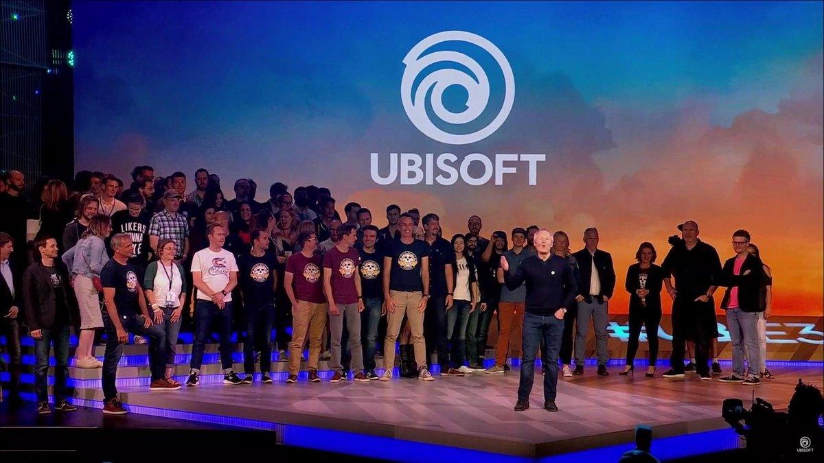 Ubisoft conférence E3
