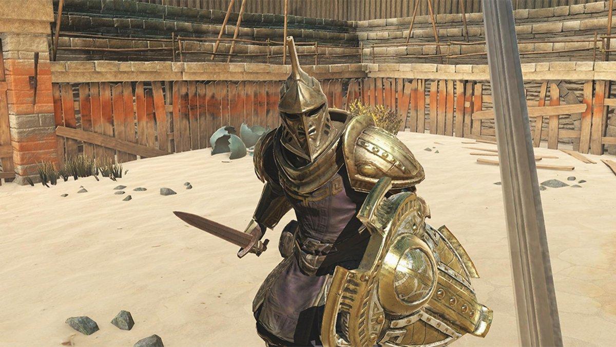 The Elder Scrolls Blades gameplay