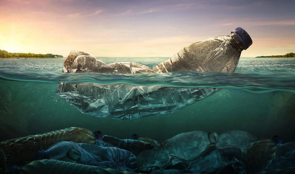 Plastique et océan