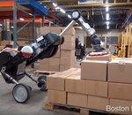 Boston Dynamics annonce un partenariat avec le développeur d'appareils de manutention Otto Motors