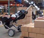 Boston Dynamics Handle, le robot de logistique montre de quoi il est capable