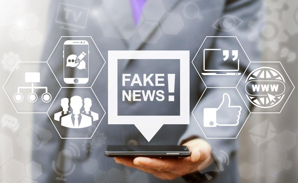 Fake news © Shutterstock.com