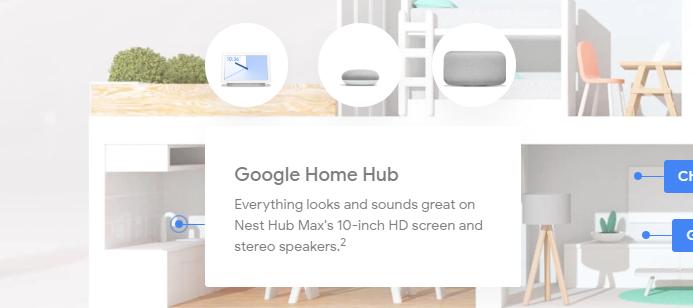 Google Nest Hub Max fuite