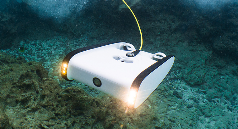 Sofar drone sous-marin Trident