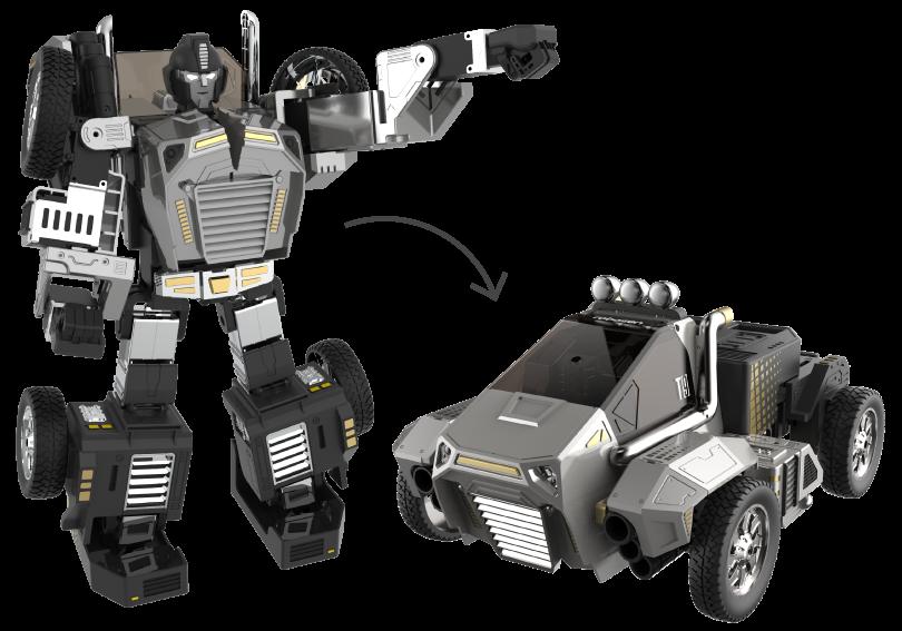 Robosen T9 Transformers