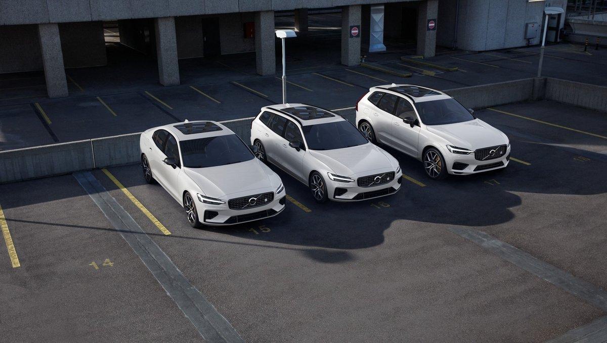 Volvo hybride Polestar