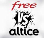 Sommée de cesser de diffuser les chaines d'Altice, Free opérerait la coupure dès vendredi