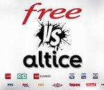 Free VS Altice (nouvel épisode) : quand la Freebox annonce que BFM et RMC seront toujours dispo