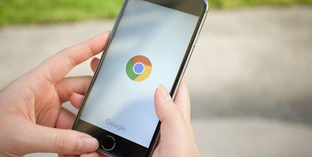 Des attaques de phishing utilisant une fausse barre d'URL sévissent sur Chrome pour mobile
