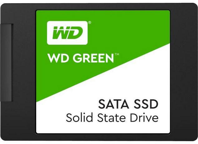 SSD WD GREEN
