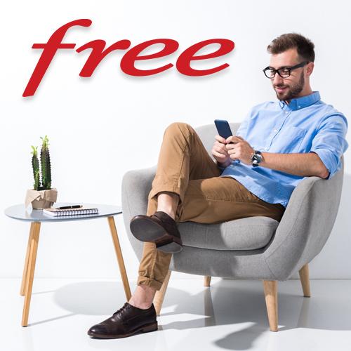 🔥 Forfait Free mobile : la promo à 8,99€ sur la série 50Go continue !